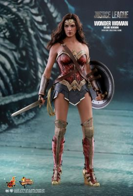 WONDER WOMAN - Justice League Deluxe Ver.